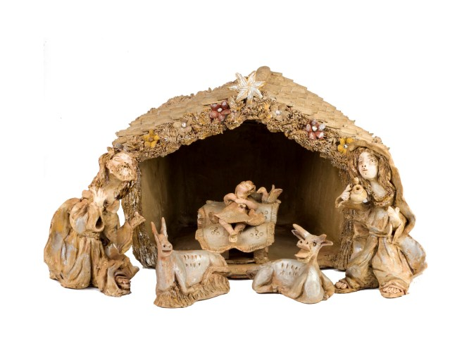 Classic Nativity Scene