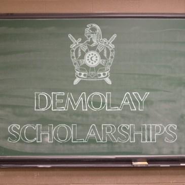 April 1st Scholarship Deadline