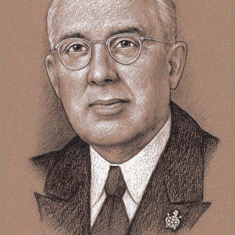 Frank-S-Land-1890-1959-Dad-Land-Founder-of-the-Order-of-DeMolay-33rd-Degree-Scottish-Rite-Freemason-2017-by-Travis-Simpkins-sm