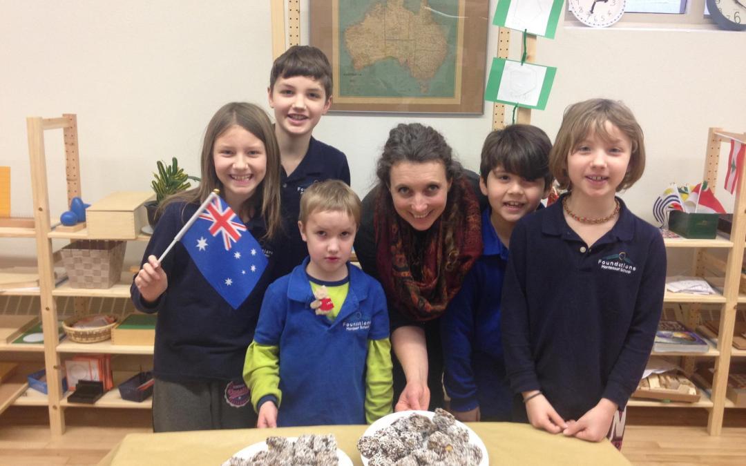 Australian Culture Week!