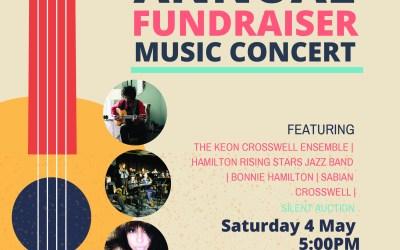 Annual Fundraiser Concert