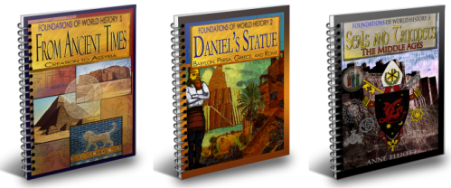 Use the Bible to teach world history with this curriculum from Foundations Press.