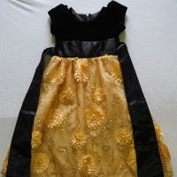 Thrift Shop Dress from Found by the Pound