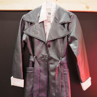 Thrift Shop Leather Jacket from Found by the Pound