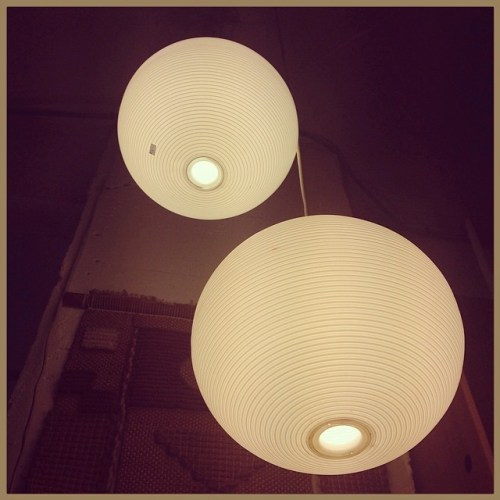 Rotaflex Pendant Lights