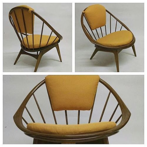 Ib Kofod Larsen 'hoop' Chair