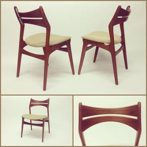 Erik Buck Dining Chairs