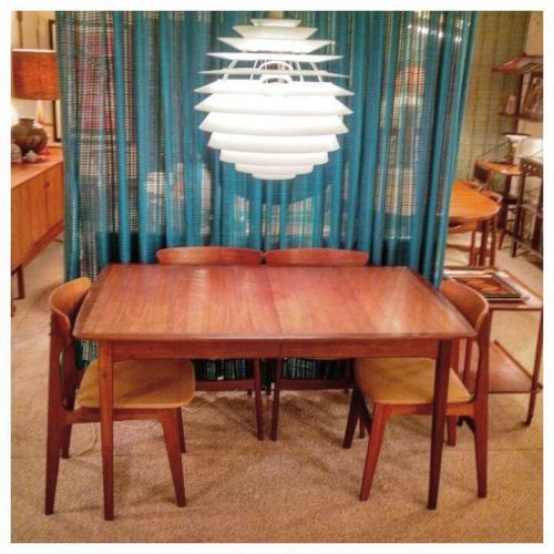 Table and Chairs by Punch Designs