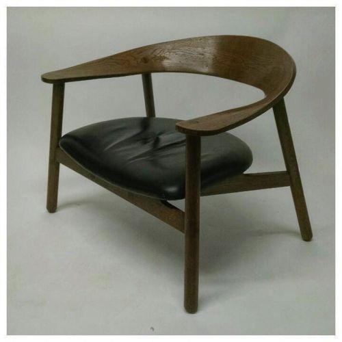 Dark Oak Lounge Chairs