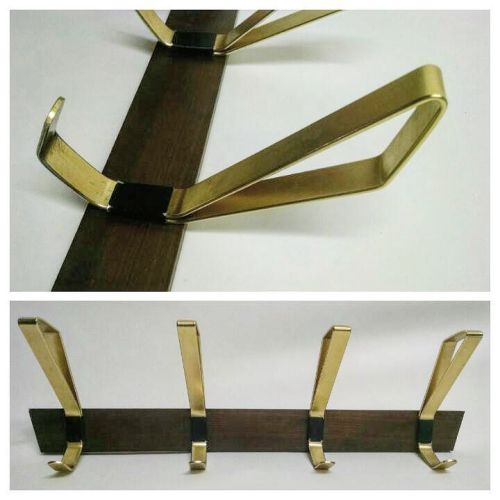 50s Rosewood Coat Rack