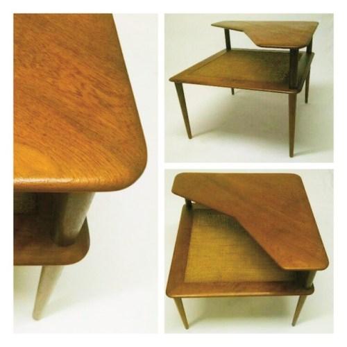 Hvidt Molgaard Corner Table
