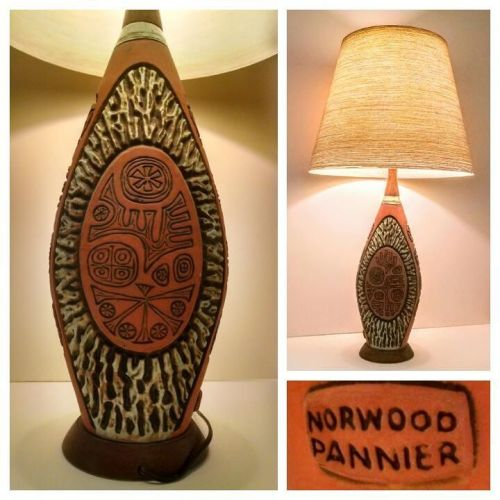 Norwood Pannier Lamp