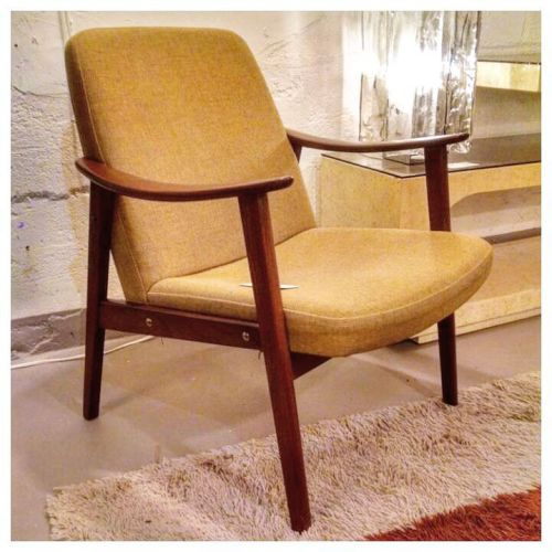 Scandinavian Occasional Chair
