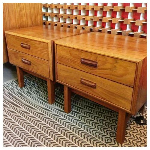 Punch Nightstands