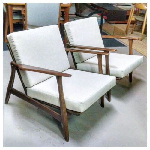 Ib Kofod Larsen Lounge Chair