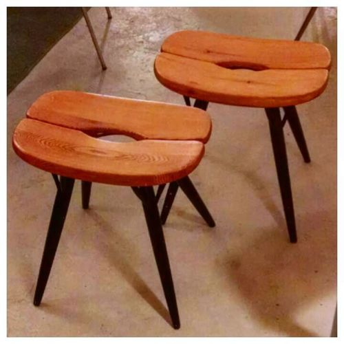 Pair of Pirkka Stools