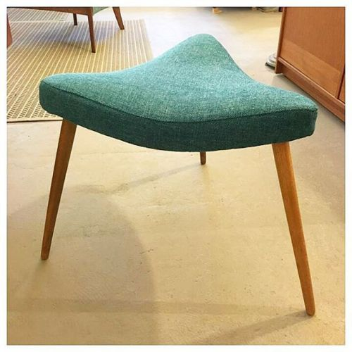 Danish Triangle Stool