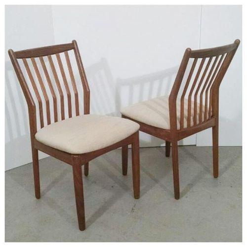 4 Svend Madsen Chairs