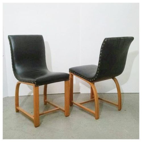 Gilbert Rohde Side Chairs