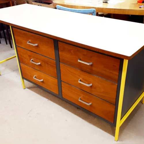 Steel-framed Dresser