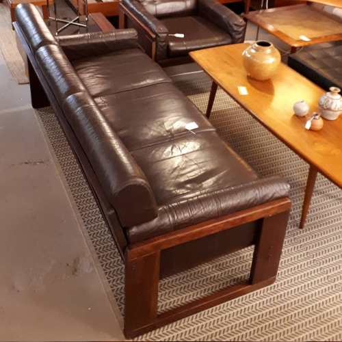 Brazilian Sofa and Chair