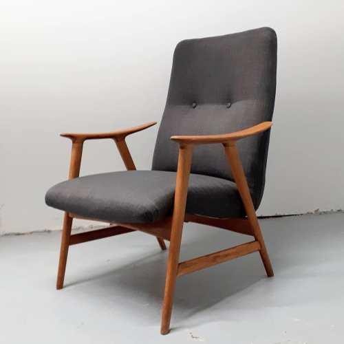 Norwegian Lounge Chair