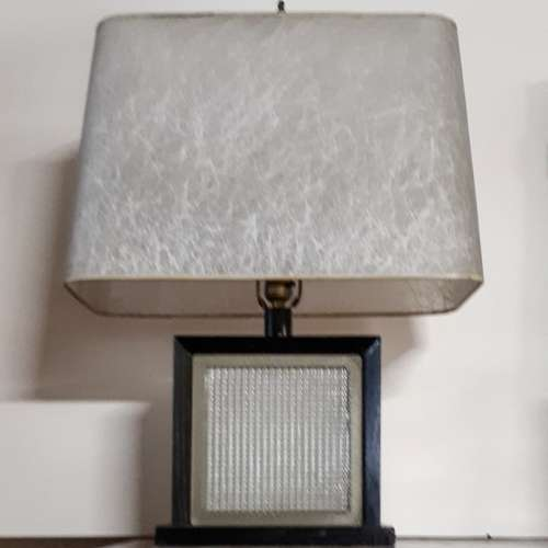 Pair of 50s Lamps