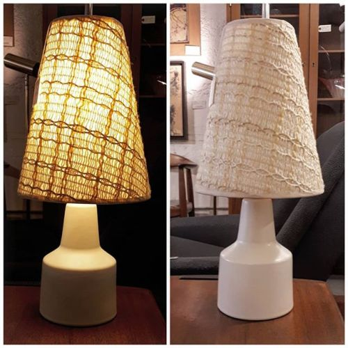 White Lotte Lamp
