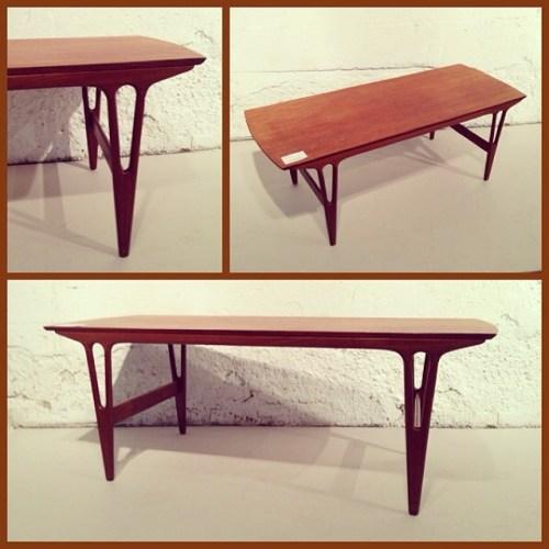 Split Leg Coffee Table