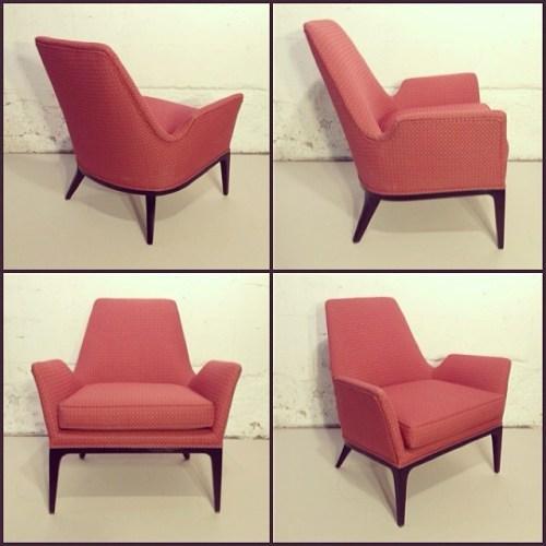 American Lounge Chair