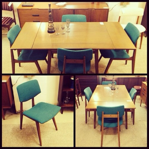 1950's Jan Kuypers Dining Set