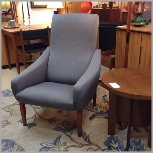 1960s Danish Lounge Chair