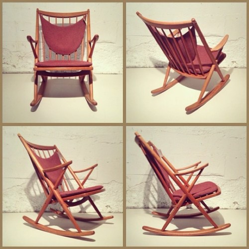Reenskaug Rocking Chair