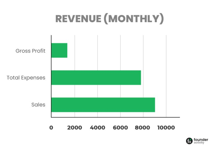 Profit Margin in Burger-Making and Best  5 Tips to Increase It monthly revenue  In Burger Business , profit margin explanation