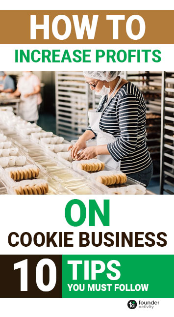 Cookie Business Profit Margin how to increase profit margin on Cookie Business