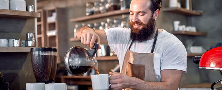 High-quality drip coffee maker