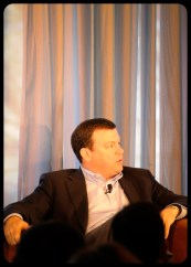 Founder Dialogues: Tim Healy April 12, 2010 at the Regattabar in the Charles Hotel