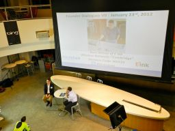 FD VII: Russ Wilcox of E Ink, January 23rd, 2012