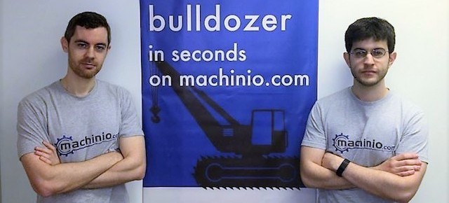 Looking for a machine? These founders can help you.