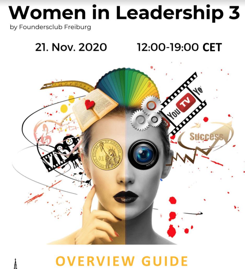 Women in Leadership Cover