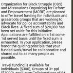 OBS Ferguson
