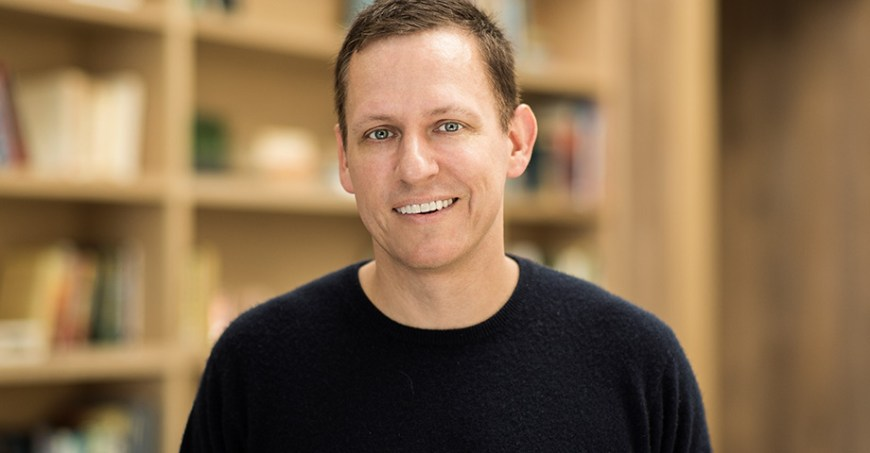 Peter Thiel – Founders Fund
