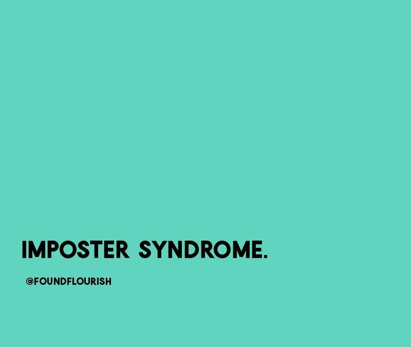 When We're All Different, There Is No Imposter Syndrome