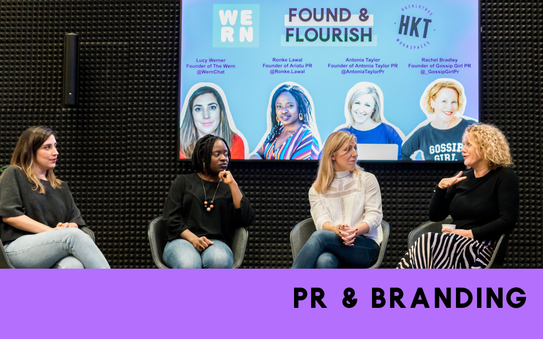 How to get publicity for yourself and your business – highlights from our PR Masterclass