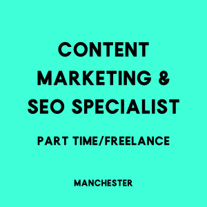 Content Marketing & SEO Specialist