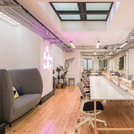 FREE DAY PASS and 10% discount off monthly workspace at Cuckooz Nest