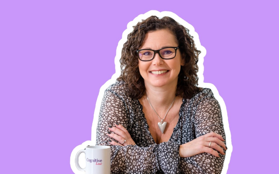 #HOWSHEDIDIT: Meet Lucy Tarrant, Managing Director at Cognitive Law