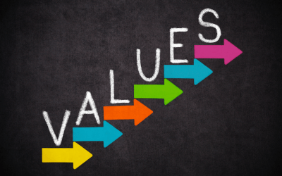 How to build a business with key values in mind