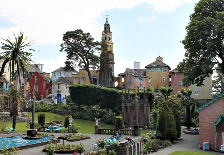 Portmeirion Village_North Wales