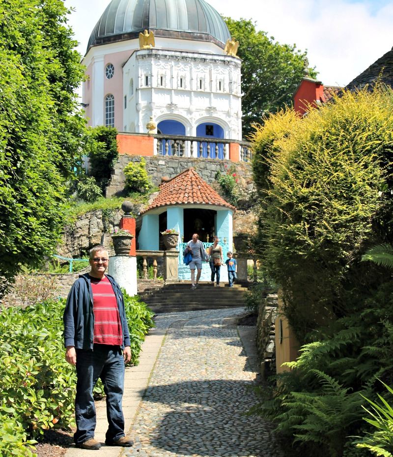 Portmeirion_North Wales